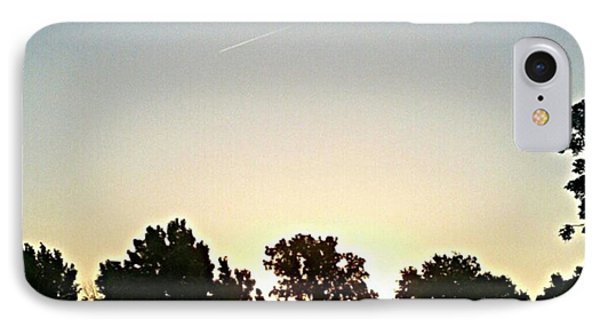 As The Sun Prepared To Rise.... #sky Phone Case by Kel Hill