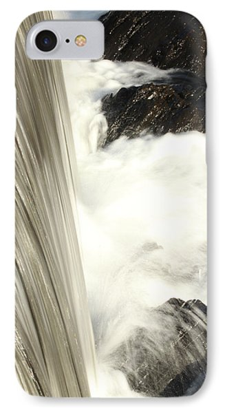 As The Water Falls Phone Case by Karol Livote