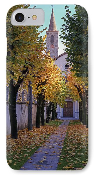 Ascona - Collegio Papio Phone Case by Joana Kruse