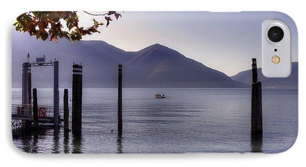 Ascona - Lago Maggiore Phone Case by Joana Kruse