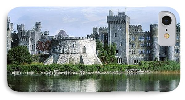 Ashford Castle, Lough Corrib, Co Mayo Phone Case by The Irish Image Collection