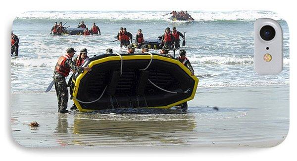 Asic Underwater Demolitionseal Students Phone Case by Stocktrek Images