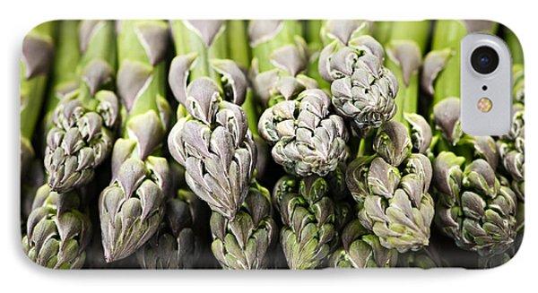 Asparagus IPhone 7 Case by Elena Elisseeva