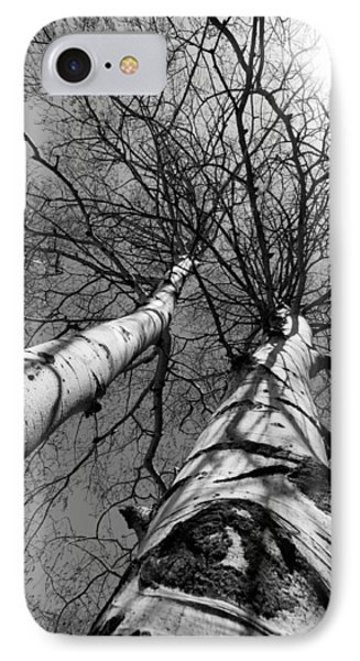 IPhone Case featuring the photograph Aspen Glow by Colleen Coccia