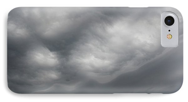 Asperatus - Sky Before Storm Phone Case by Michal Boubin