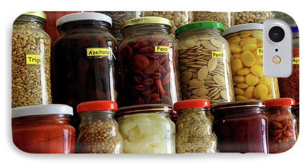 Assorted Spices Phone Case by Carlos Caetano