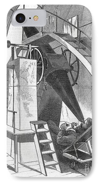 Astronomer, 1869 Phone Case by Granger