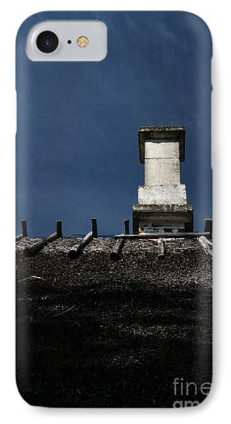 IPhone Case featuring the photograph At Chimney Height by Agnieszka Kubica