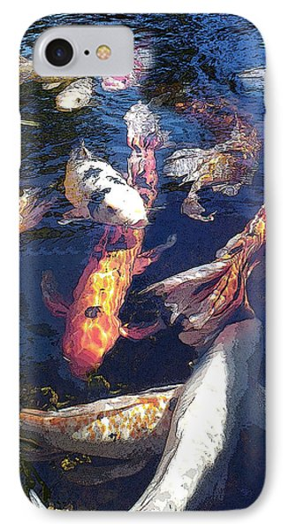 At The Pond IPhone Case