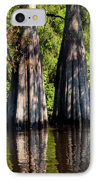 Atchafalaya Basin 53 IPhone Case by Maggy Marsh