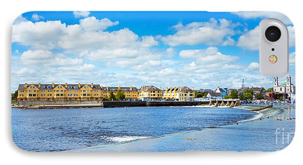 Athlone City And Shannon River Phone Case by Gabriela Insuratelu