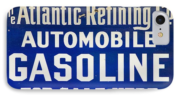 Atlantic Refining Co Sign Phone Case by Bill Cannon