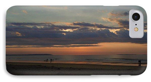 Atlantic Sunrise Phone Case by Nancy Griswold