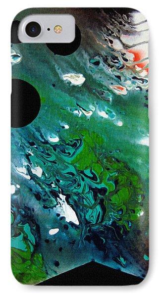 Atlantis IPhone Case by Robert G Kernodle