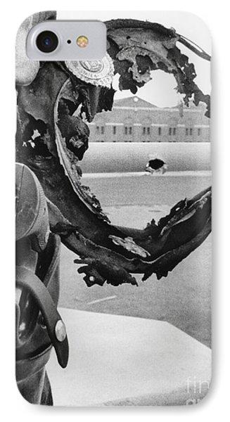 Attica Prison Riot, 1971 Phone Case by Granger