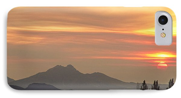 August Sunset IPhone Case by James BO  Insogna