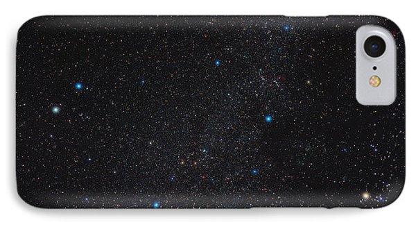 Auriga Constellation Phone Case by Eckhard Slawik
