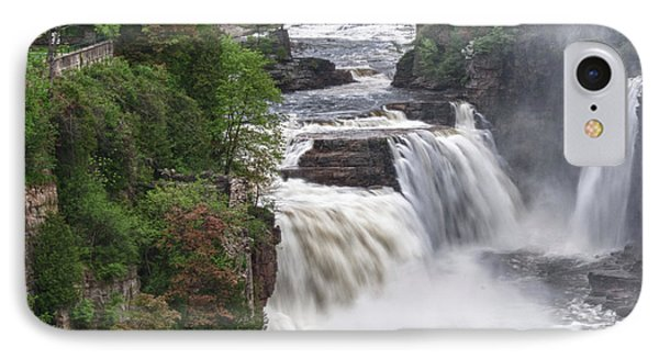 Ausable Chasm 5172 Phone Case by Guy Whiteley