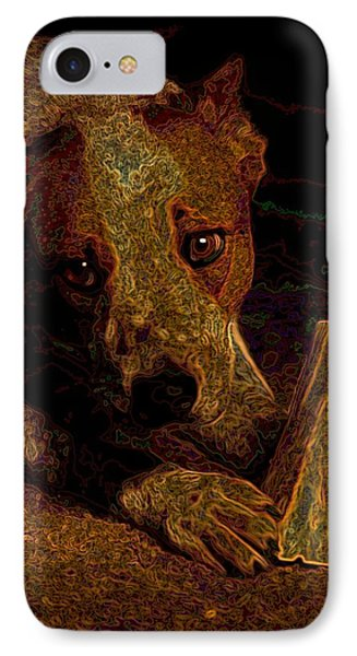 Australian Cattle Dog Phone Case by One Rude Dawg Orcutt