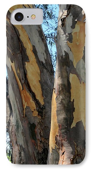 IPhone Case featuring the photograph Australian Tree by Roberto Gagliardi