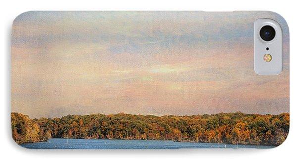 Autumn At Lake Graham Phone Case by Jai Johnson