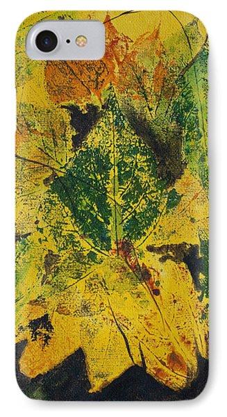 Autumn Boquet IPhone Case
