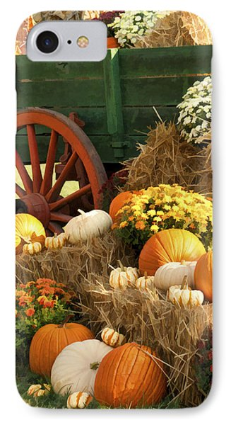 Autumn Bounty Vertical Phone Case by Kathy Clark