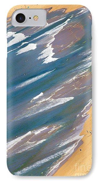 Autumn Day At Palm Beach Sydney Phone Case by Avalon Fine Art Photography