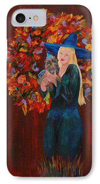 Autumn Fantasy Phone Case by Gail Daley