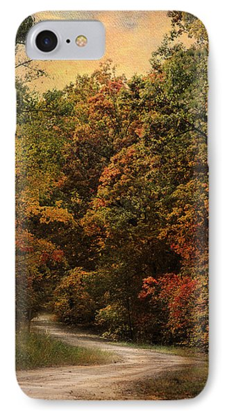 Autumn Forest 1 Phone Case by Jai Johnson