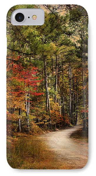 Autumn Forest 2 Phone Case by Jai Johnson