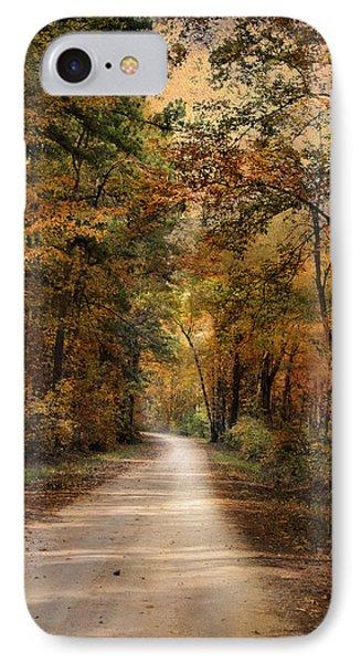 Autumn Forest 3 Phone Case by Jai Johnson