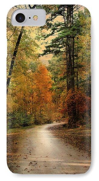Autumn Forest 4 Phone Case by Jai Johnson