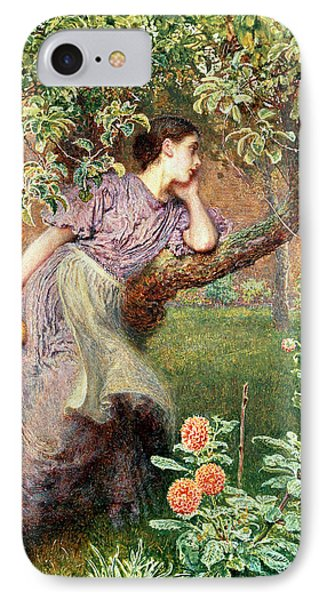 Autumn IPhone Case by Frederick Walker