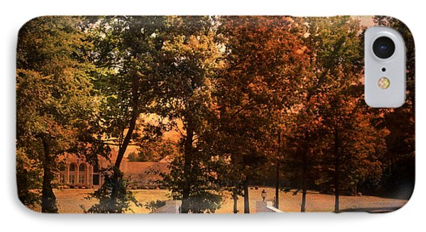 Autumn Gate Phone Case by Jai Johnson