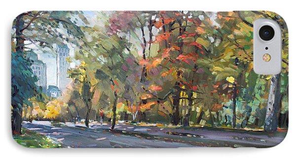 Autumn In Niagara Falls Park IPhone 7 Case