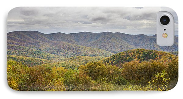 Autumn In Shenandoah National Park Phone Case by Pierre Leclerc Photography
