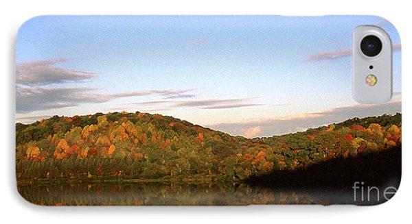 Autumn Lake Panoramic Phone Case by Thomas R Fletcher