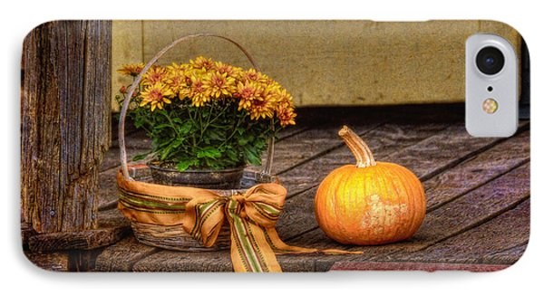 Autumn IPhone Case by Lois Bryan