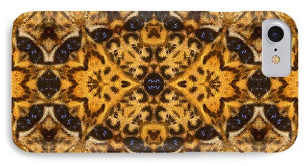 Autumn Mandala IPhone Case by Georgiana Romanovna