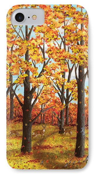 Autumn Meadow IPhone Case