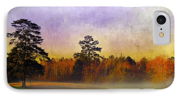 Autumn Morning Mist Phone Case by Judi Bagwell