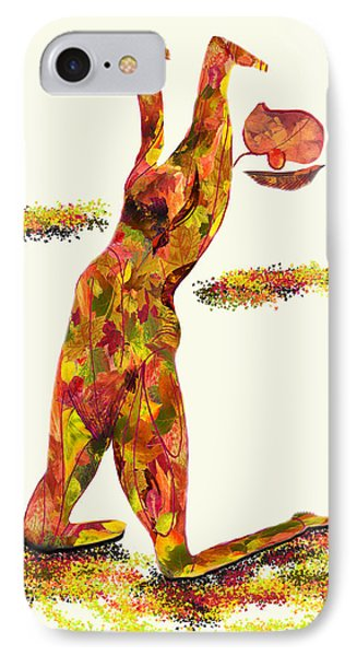 Autumn Raiment IPhone Case by Shelley Bain
