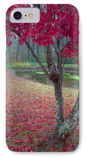 Autumn Red Phone Case by Rob Travis