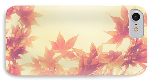 Autumn Sky IPhone Case by Amy Tyler