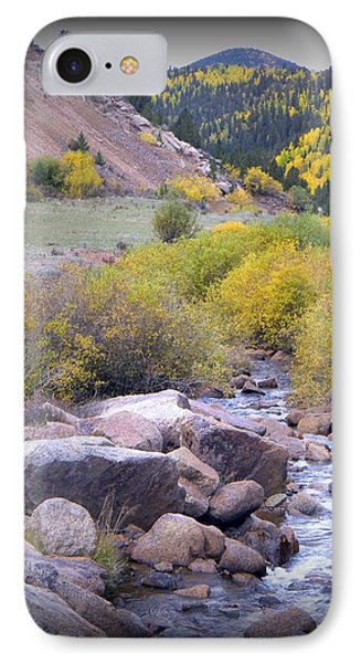 Autumn Stream IPhone Case by Michelle Frizzell-Thompson