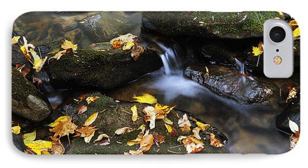 Autumn Stream Monongahela National Forest Phone Case by Thomas R Fletcher