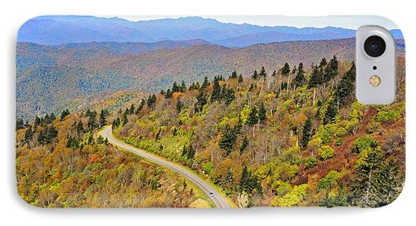 Autumn Travel Phone Case by Susan Leggett