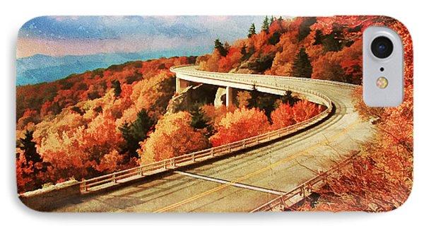 Autumn Views Phone Case by Darren Fisher