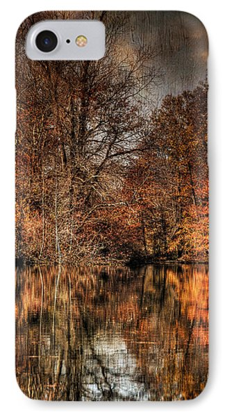 Autumn's End Phone Case by Paul Ward